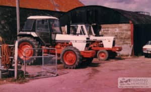 Alan Emery - Tractors