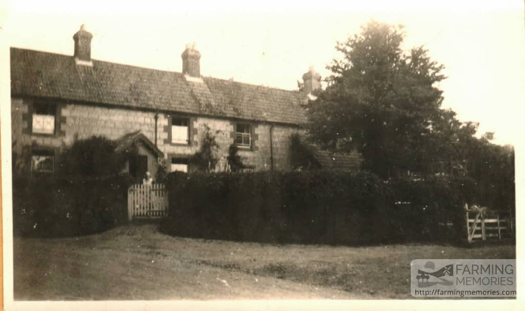 Roslin Farmhouse 1940