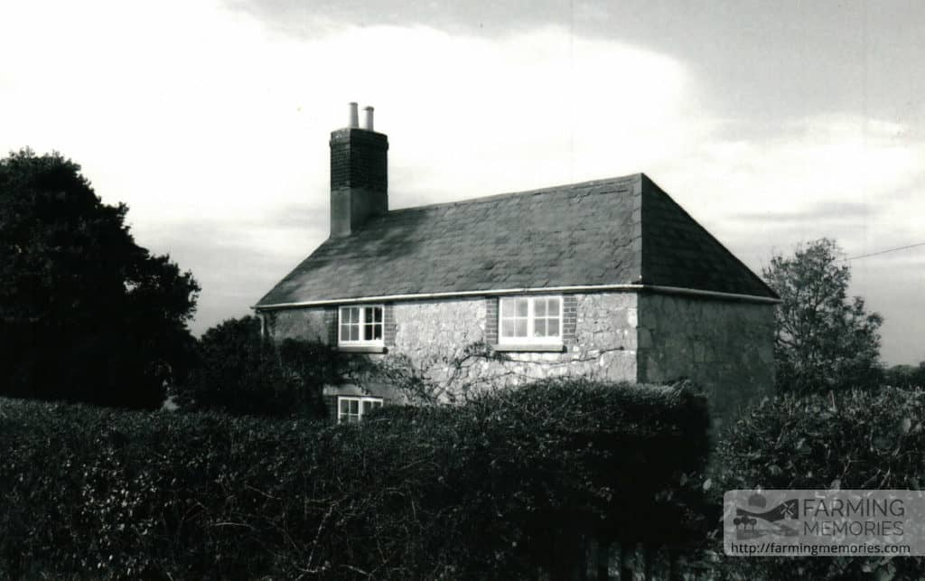 Atrills Lane, Betty Squibb's grandparents house