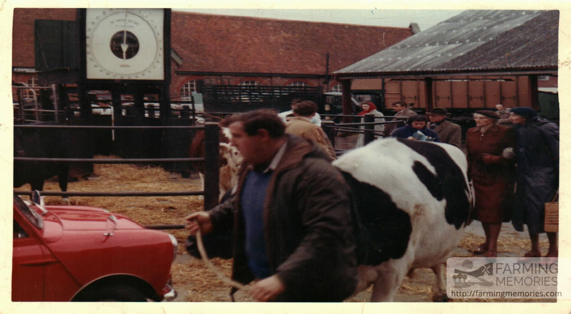 Alan Emery on Newport Market