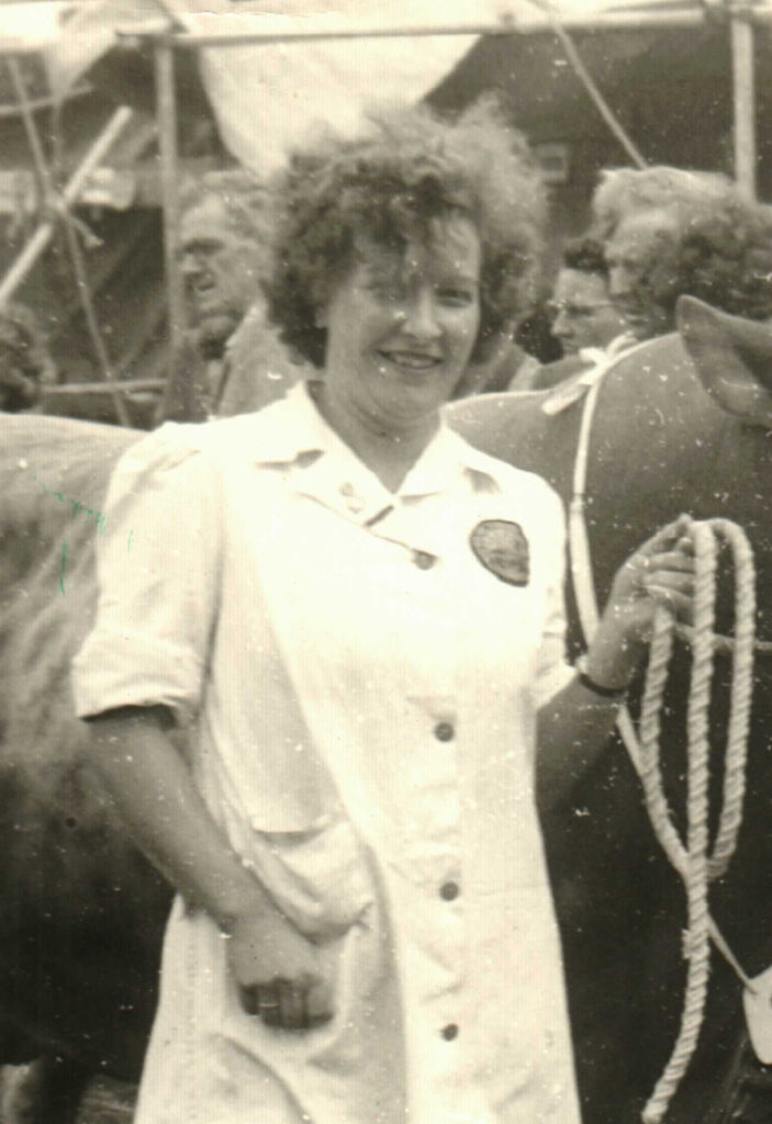 Peggy Jolliffe