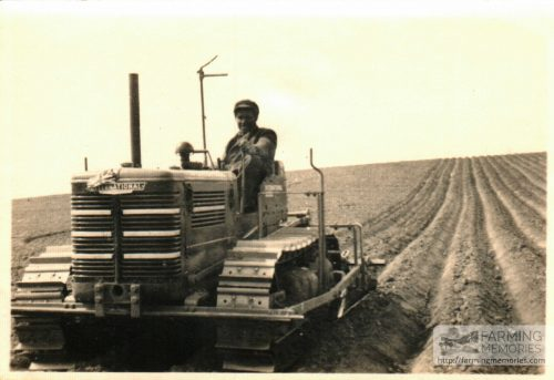 International Tractor, C